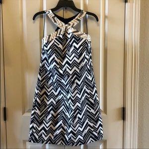 Beautiful Brocade Trina Turk Summer Dress